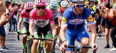 Rigoberto Urán, que salió perjudicado y maltrecho del pavé el pasado domingo, podría tener hoy su revancha en el Tour de Francia, en el inicio de la alta montaña con la primera etapa en los Alpes.