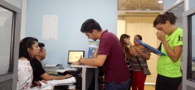 Ayer la Alcaldía empezó a entregar las cartas a los beneficiarios para que se acerquen, a partir de hoy a las UTS y les hagan el respectivo descuento.
