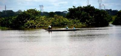 El rescate del cuerpo se realizó en Puerto Bolívar.