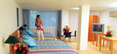 En junio, la ocupación hotelera en Santander bajó