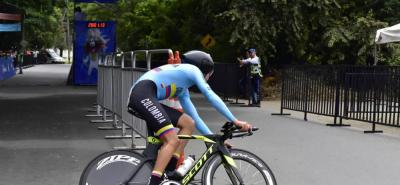 El ciclismo le dio su primer oro a Colombia en los Centroamericanos 2018