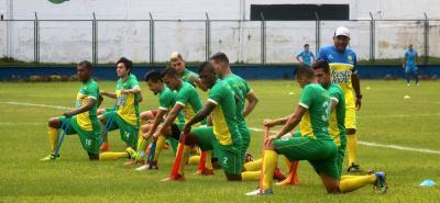 Atlético Bucaramanga se estrena hoy, a las 6:00 p.m., en la Liga Águila II de 2018, un certamen en el que tiene como objetivo clasificar entre los ocho primeros.