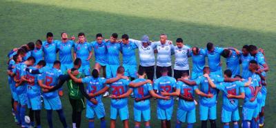 Real Santander, el club que más jugadores de la región sacó al profesionalismo, inicia hoy en Floridablanca, ante Universitario de Popayán, la segunda vuelta del Torneo Águila.