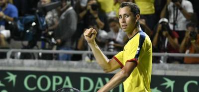 Daniel Galán ganó su primer Challenger ATP