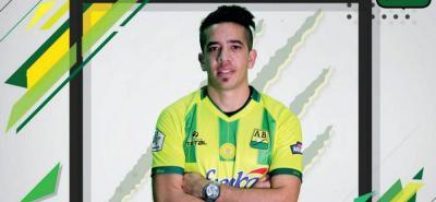 Atlético Bucaramanga desmiente salida de 'Maxi' Núñez