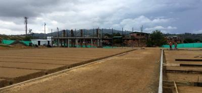 El escenario contará con canchas de baloncesto, voleibol y microfútbol; juegos infantiles y gimnasio al aire libre.