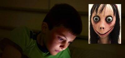 Alerta  por el 'Momo', la nueva amenaza viral para los niños en WhatsApp