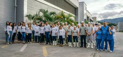 Un equipo de personas profesionales y técnicas en diferentes áreas hacen parte de Indunilo, la empresa pulverizadora santandereana que distribuye sus productos en Bucaramanga y su área metropolitana, así como a otras ciudades del país, como Bogotá, Cali y Santa Martha.