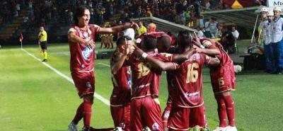 Deportes Tolima pasa por un brillante momento. El reciente campeón de la Liga Águila inició la temporada con dos victorias, ante grandes rivales. Primero doblegó a Nacional en Medellín y después superó a América en Ibagué.