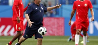 Hernán Darío 'Bolillo' Gómez será presentado hoy como nuevo técnico de la selección ecuatoriana de fútbol.