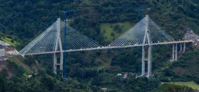 Hisgaura: Único puente atirantado del país con amortiguadores para reducir impactos de sismos