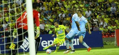 Atlético Bucaramanga se medirá ante Jaguares de Córdoba en los octavos de final de la Copa Águila, según el sorteo efectuado anoche por parte de la División Mayor del Fútbol Colombiano.