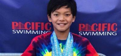 Niño rompió la marca de Michael Phelps que duró 23 años