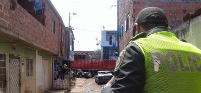 Investigan crimen de un hombre durante rescate de una moto robada en Bucaramanga