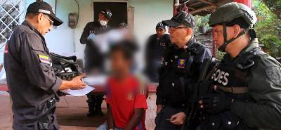 Los 19 capturados afrontan un grave proceso judicial por los delitos de concierto para delinquir y tráfico de estupefacientes.