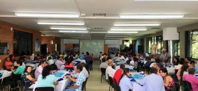 La jornada se realizó en el campus de la Universidad Libre de Colombia Seccional Socorro, con el apoyo de la facultad de Administración de Empresas.