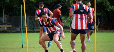 Alianza Petrolera cumplió con una intensa semana de entrenamientos para recibir esta noche a Deportes Tolima en el Daniel Villa Zapata por la fecha tres de la Liga Águila II.