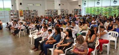 El concurso de cuentos infantiles es un espacio de la Biblioteca Bicentenario Antonia Santos de la Sede UIS Socorro para los pequeños escritores.