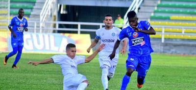 Real Santander igualó 0-0 ante Orsomarso, en compromiso correspondiente a la fecha 18 del Torneo Águila. El cuadro 'realista' volvió a sumar luego de cinco jornadas.