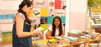 Vanguardia Liberal tendrá su 'stand' propio en la Universidad Autónoma de Bucaramanga, Unab, en el marco de la próxima Feria Ulibro 2018. Desde allí promoverá de nuevo el denominado Trueque Literario.