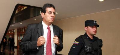 CIDH le da el último respiro judicial al excongresista de Santander Iván Díaz Mateus