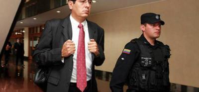 La Comisión internacional era la última instancia que le quedaba al exparlamentario santandereano, luego de recurrir a todas las cortes del país pidiendo que su caso fuera revaluado.