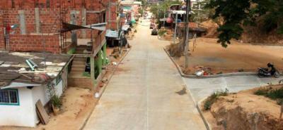 Avanza la titularidad de las viviendas en el barrio Valle de Los Caballeros por parte de la Administración municipal.