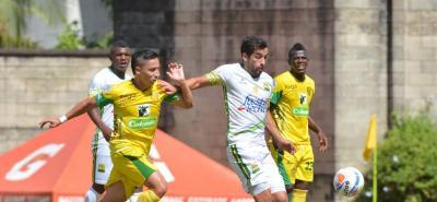 Atlético Bucaramanga derrota 1-0 a Leones en el segundo tiempo