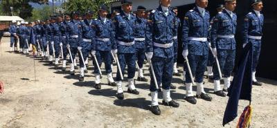 Los ahora guardianes serán distribuidos por toda la regional oriente, es decir en diferentes cárceles donde pondrán a prueba el previo entrenamiento dado por dragoneantes.