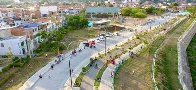 Ofrecer alternativas de vivienda nueva para los gironeses es uno de los propósitos del alcalde, John Abiud Ramírez.
