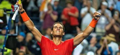 Nadal frenó al sorprendente Tsitsipas y ganó el Masters 1.000 de Canadá