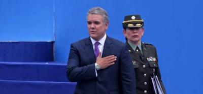 Van 13 ministros posesionados en el gobierno DuqueDuque posesionó 13 nuevos funcionarios de su administración