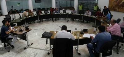 Para estudiar 12 proyectos de acuerdo, la administración municipal citó al Concejo de Bucaramanga a un mes de sesiones extraordinarias.