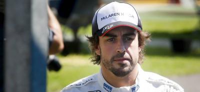 Fernando Alonso anunció su retiro de la Fórmula Uno