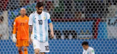 Messi no jugará con Argentina amistoso contra Colombia, según prensa local
