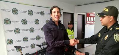Recuperadas en Santander cuatro bicicletas avaluadas en más de $100 millones