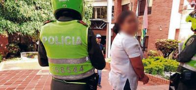 Envían a la cárcel a mujer acusada de asesinar a sus dos hijos en Bucaramanga