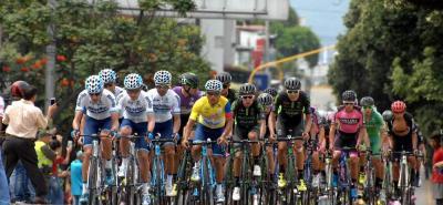 Bucaramanga fue testigo de una batalla épica en la Vuelta a Colombia