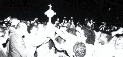 Hoy el fútbol colombiano celebra 70 años