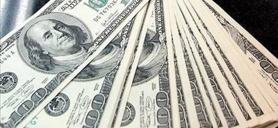 Durante la jornada de ayer, el dólar ganó $44,1 frente a la TRM del día que se ubicó en $3.046,76