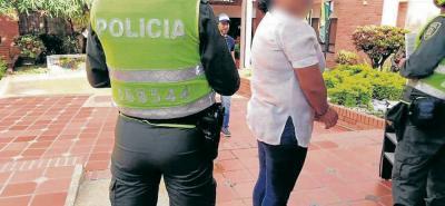 Lilian Gibellis Gámez Manjarrés, oriunda de San Juan del Cesar, Guajira, deberá responder por el homicidio de sus dos hijos.