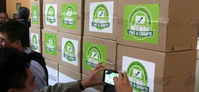 El Registrador Nacional sostuvo que las votaciones de la Consulta Anticorrupción iniciarán el próximo lunes 20 de agosto en el exterior y se extenderá hasta el domingo 26 de este mes.