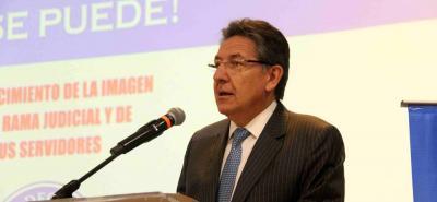 El fiscal General, Néstor Humberto Martínez llamó a los jueces y fiscales del país a trabajar en un gran pacto por la transparencia judicial.