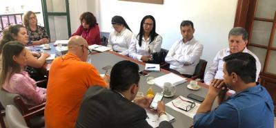 El Alcalde dice que los sangileños le deben al municipio $12 mil millones en impuestos y por lo mismo urge del apoyo de la comunidad para plantear soluciones de inversión.
