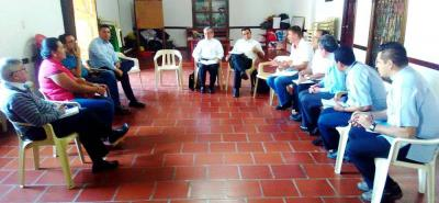 Ya se hicieron las primeras reuniones para crear este espacio y ofrecer ayuda humanitaria.