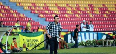 El flojo rendimiento del equipo 'Leopardo' sería la razón principal de la salida del técnico.