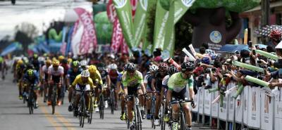 Jonathan Caicedo se coronó campeón de la Vuelta a Colombia