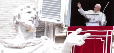 """""""Con vergüenza y arrepentimiento, asumimos que no supimos estar donde teníamos que estar"""", dijo el pontífice."""