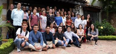 Estudiantes intercambio segundo semestre 2018, UNAB.