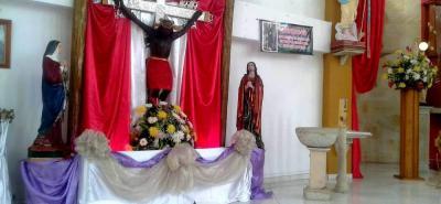 Las ofrendas o donaciones que reciban, propone el sacerdote, serán entregadas a los más necesitados por medio de mercados y kit para los reclusos de la localidad.